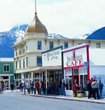 town of Skagway