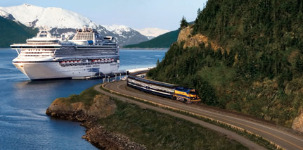 Princess Alaska Cruise Tour Excursions
